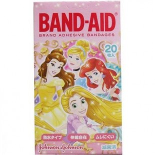 Band Aid - Disney Princess 20pcs