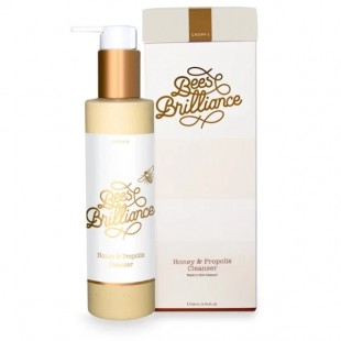 Bees Brilliance Honey & Propolis Cleanser 180g