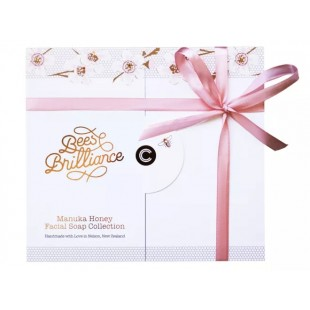 Bees Brilliance Manuka Honey Soap Collection