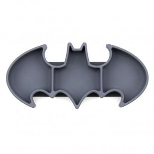 Bumkins Silicone Grip Dish Batman