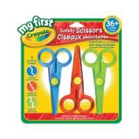 Crayola My First™ Safety Scissors (3 Patterns)
