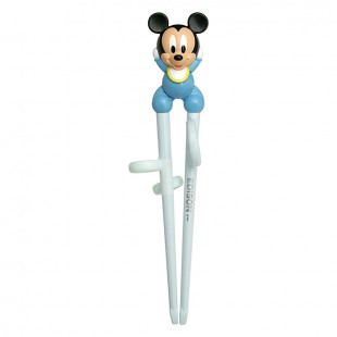 Edison Kids Chopsticks with Case For Right Hand (Mickey)