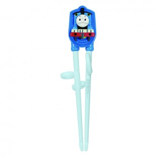 Edison Kids Chopsticks with Case For Right Hand (Thomas)