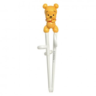 Edison Kids Chopsticks with Case For Left Hand (Winnie)