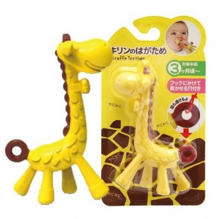 Edison Giraffe Baby Teether - 3 months+