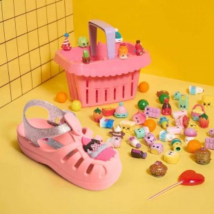 IPANEMA Girl's Sandals (Ice Cream) - Summer Baby Shoes
