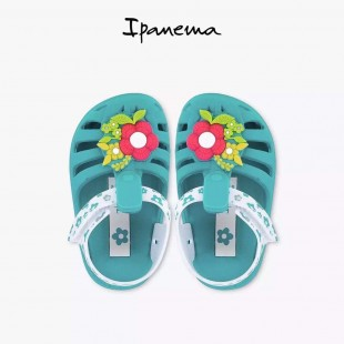 IPANEMA Girl's Sandals (Flower) - Summer Baby Shoes