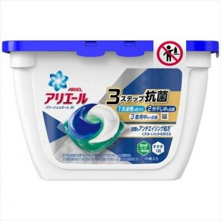 Ariel Detergent Gel Ball - Dark Blue 18pcs