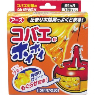 Japan Earth Insect & Fly Trap