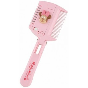 KAI Japan KAI Adjustable Thinning Shear Haircut Tool for Kids (Minnie)