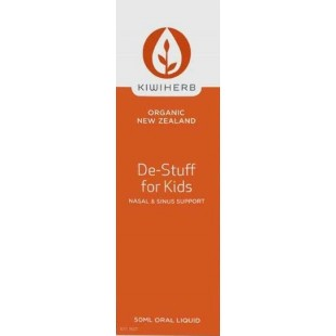 Kiwiherb De-Stuff for Kids 50ml