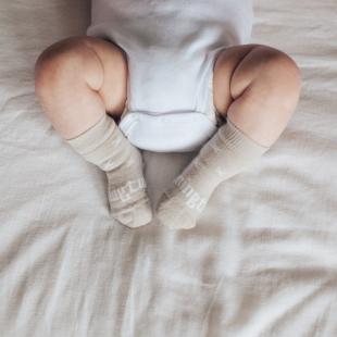 Lamington Merino Wool Crew Socks | Baby | TED