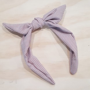 Little Ellie Hand Made Kids Headband - Light Pink