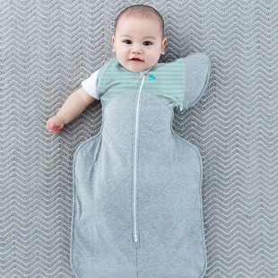 Love To Dream Swaddle Up Winter Warm Transition Bag 50/50 2.5TOG - Mint