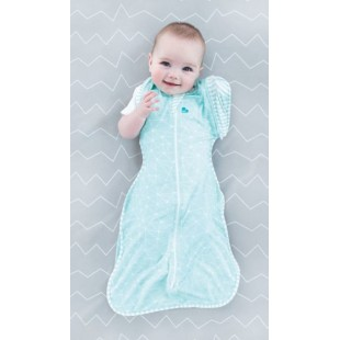 Love To Dream Swaddle Up Transition Sleep Bag - Bamboo Lite - Mint  0.2TOG