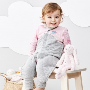 Love To Dream Sleepsuit 2.5TOG  - Pink