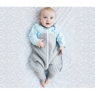 Love To Dream 2.5TOG Sleepsuit -Blue/Grey