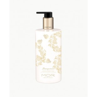 『CLEARANCE』MOR Pomegranate Hand & Body Milk 500ml