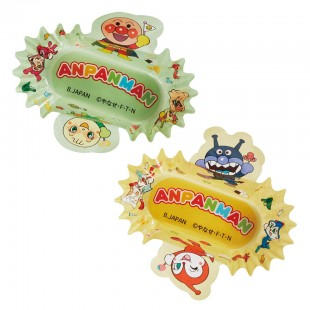 Antibacterial Side Dishes Cup (Microwave Safe) - Anpanman 15PCS