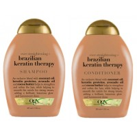『CLEARANCE』OGX Brazilian Keratin Therapy (Ever Straightening)