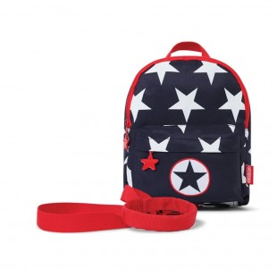 Penny Scallan School Mini Backpack Rein - Navy Star