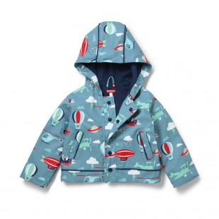 Penny Scallan Rain Coat - Space Monkey