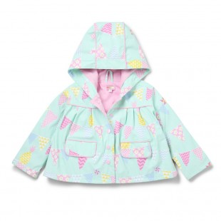 Penny Scallan Rain Coat - Pineapple Bunting