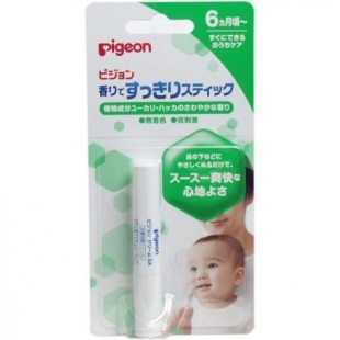Pigeon Baby Blocked Nose Relieve Stick 6month+