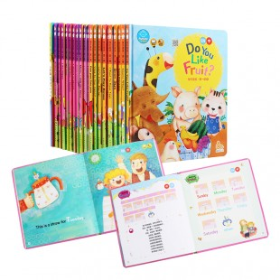 Quway Happy English Book Collection (20Books)