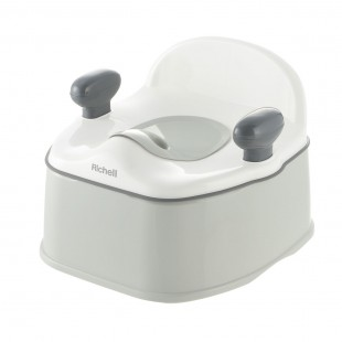 Richell Potty Training 3 in 1 (White)