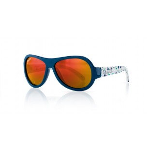 Shadez Designer Sunglasses - Age 0-3 - Dino Blue