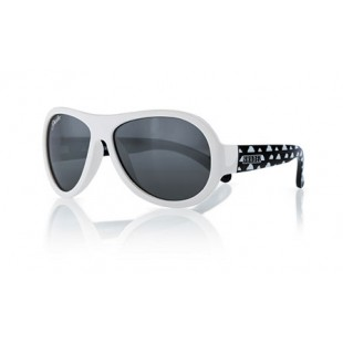 Shadez Designer Sunglasses - Age 3-7 - Cloud White
