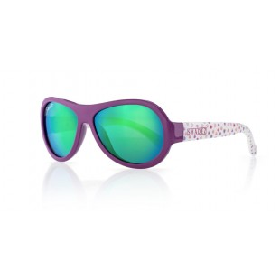 Shadez Designer Sunglasses - Age 3-7 - Hearts Blue Purple