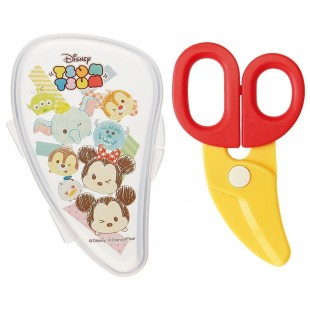 Skater Baby Food Scissors With Case - Disney