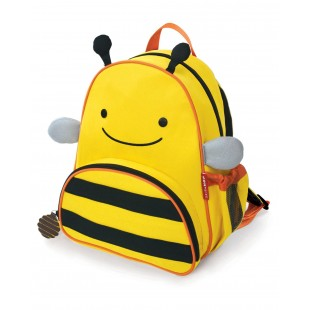 Skip Hop Zoo Little Kid Backpack-Bee