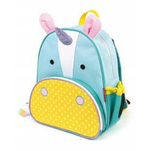 Skip Hop Zoo Little Kid Backpack-Unicorn