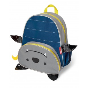 Skip Hop Zoo Little Kid Backpack-Bat
