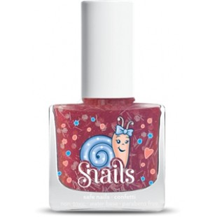 Snails Safe Nail Polish (washable Child-friendly) - Candy Cane