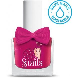Snails儿童指甲油 水溶性安全无毒无味 可水洗 指甲油 - Cheerleader