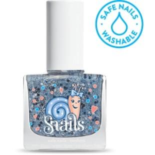 Snails儿童指甲油 水溶性安全无毒无味 可水洗 指甲油 - Confetti