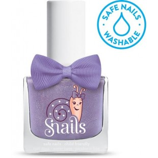 Snails Safe Nail Polish (washable Child-friendly) - Purple comet