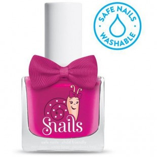 Snails Safe Nail Polish (washable Child-friendly) - Sweet Heart