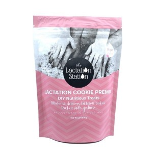 The Lactation Station - Premix lactation cookies 500g