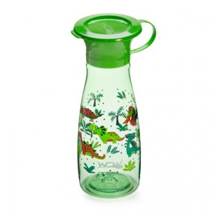 WOW CUP Mini - Green Dinosaurs 350 ml