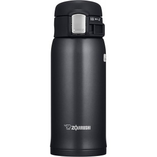 ZOJIRUSHI Vacuum Insulated Bottle 360ml - Black
