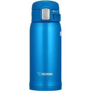 ZOJIRUSHI Vacuum Insulated Bottle 360ml - Blue