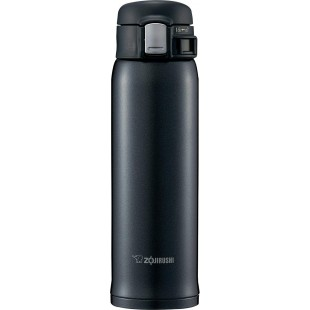ZOJIRUSHI Vacuum Insulated Bottle 480ml - Black