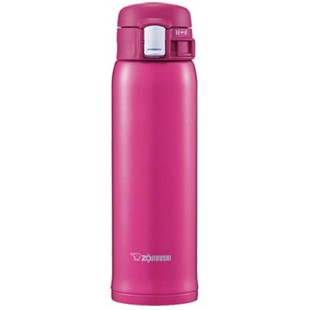ZOJIRUSHI Vacuum Insulated Bottle 480ml - Red