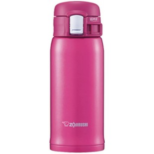 ZOJIRUSHI Vacuum Insulated Bottle 360ml - Red