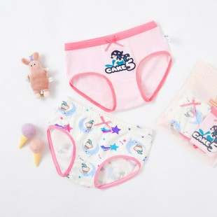 Cake 5 Kids Underwear 2pk Mermaid Girls Briefs